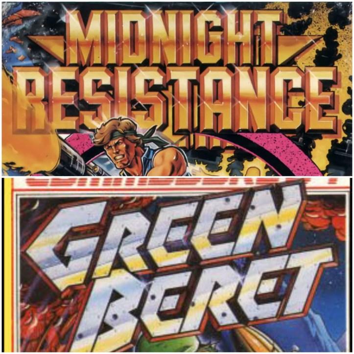Folge 14: Green Beret / Midnight Resistance