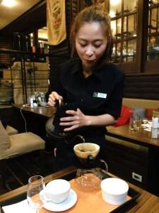 台湾イチの珈琲美女