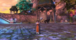 Rift Meffanda dwarf cleric