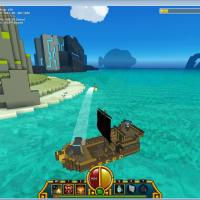 Coming to Trove next: Chocolate Fishing and Ship Cannons