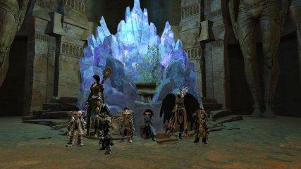 GW2 Lost Precipice Guild Hall