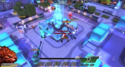 Atlas Reactor Solo game with Rask