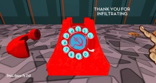 jazzpunk thank you for infiltrating telephone