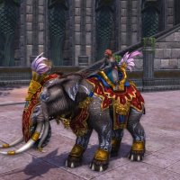 Rift: New mount 6th Anniversary Parade Tuskar (Giveaway soon!)