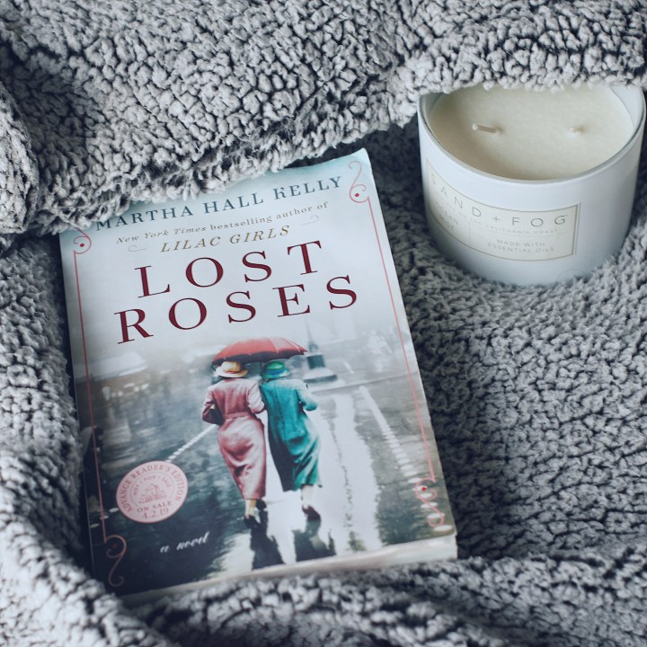 Blog Tour Stop: Lost Roses