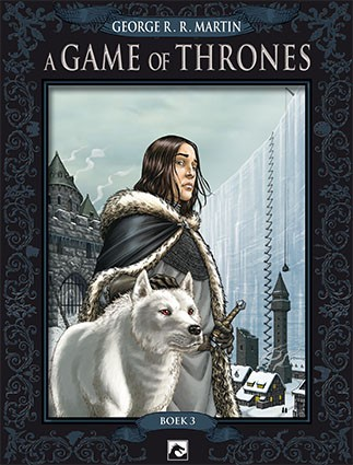 14 A Game of Thrones Graphic Novel Boek 3