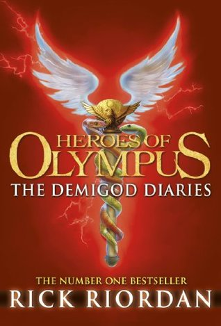 5 The Demigod Diaries Rick Riordan