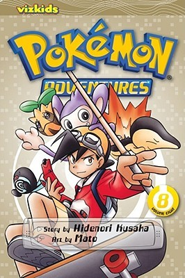 Pokemon Adventures 8