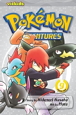Pokemon Adventures 9