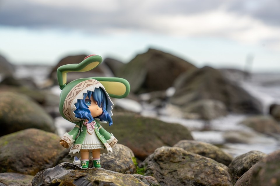Nendoroid 395 Yoshino Figur Date a Live Strand Travemünde Hasche 3