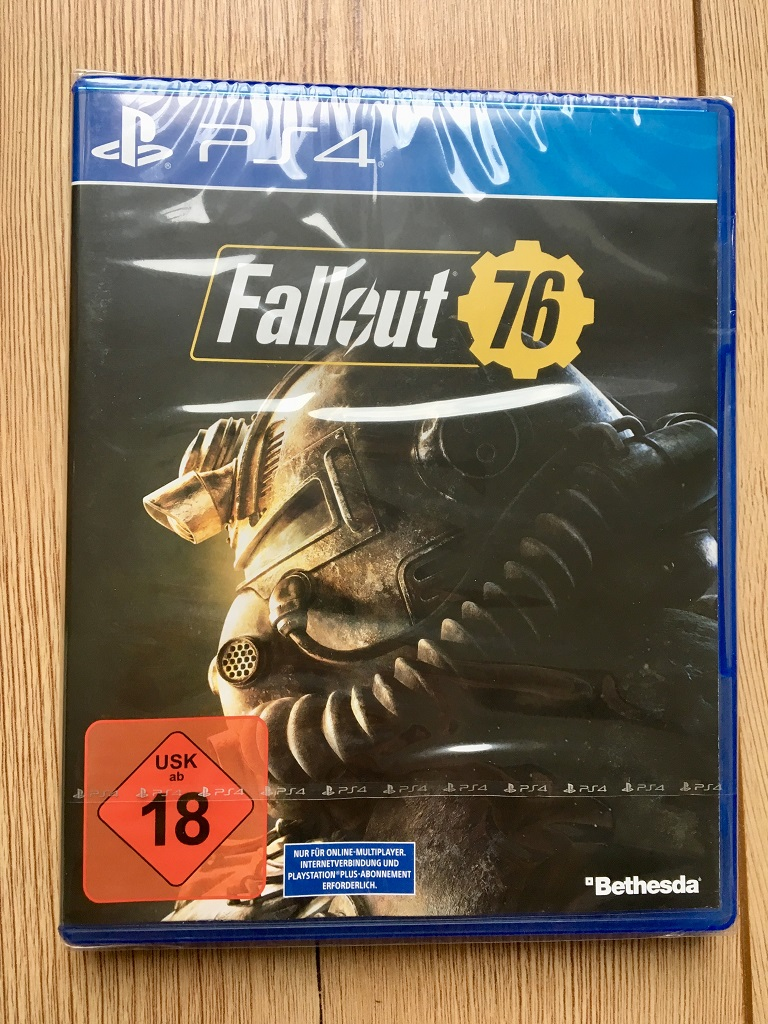 Service Games Fallout 76