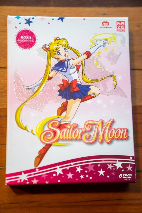 Magical Girl Sailor Moon DVD Box