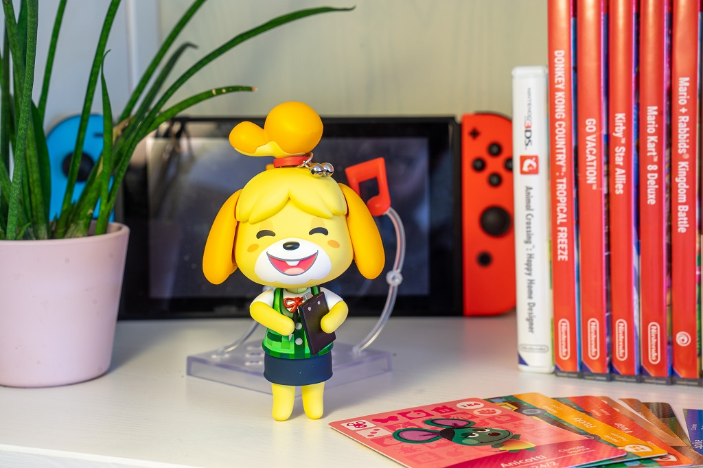 Melinda Nendoroid 327 Animal Crossing