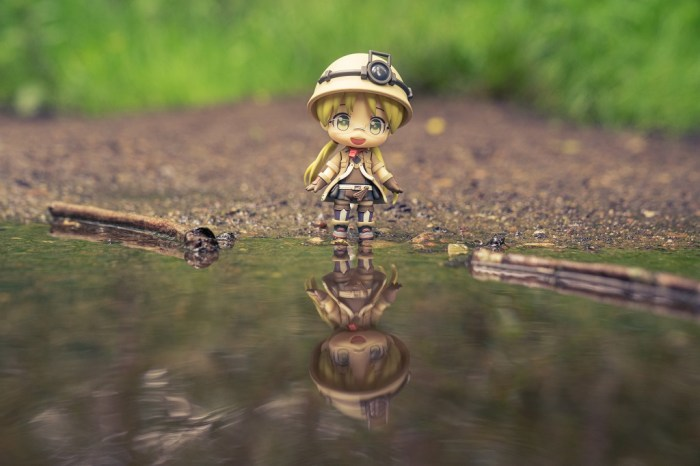 Nendoroid Riko Made in Abyss Bach