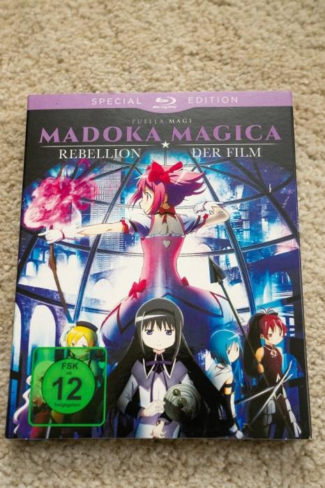 Puella Magi Madoka Magica Rebellion Film