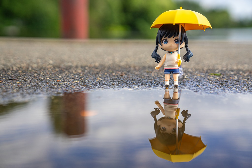 Weathering With You Hina Amano Nendoroid 1192 2
