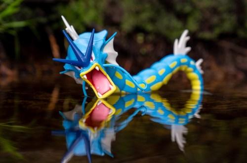 Pokemon Figur Garados See