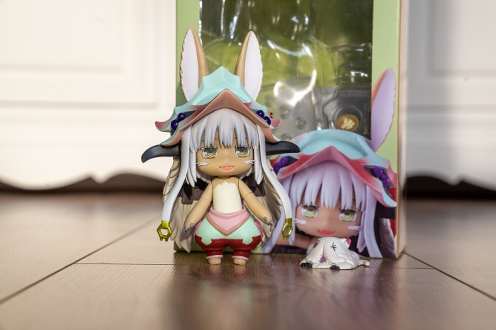 Nanachi Nendoroid 939 Made in Abyss