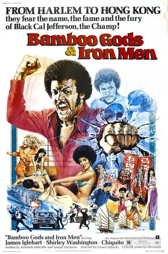 Cinemosity 67 – Bamboo Gods and Iron Men