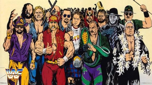 Retro Superplex 7 – Royal Rumble and Loads More Rasslin'!