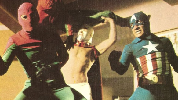 Cinemosity 118 – 3 Dev Adam (Turkish Captain America and Spider-Man)