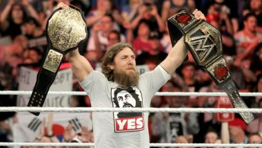 Retro Superplex 123 – Daniel Bryan Will Wrestle!
