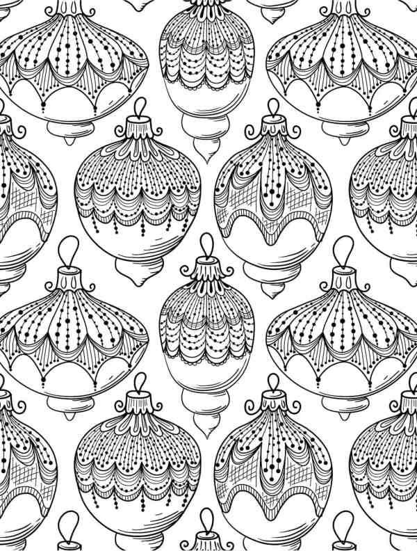 holiday coloring pages printable # 6