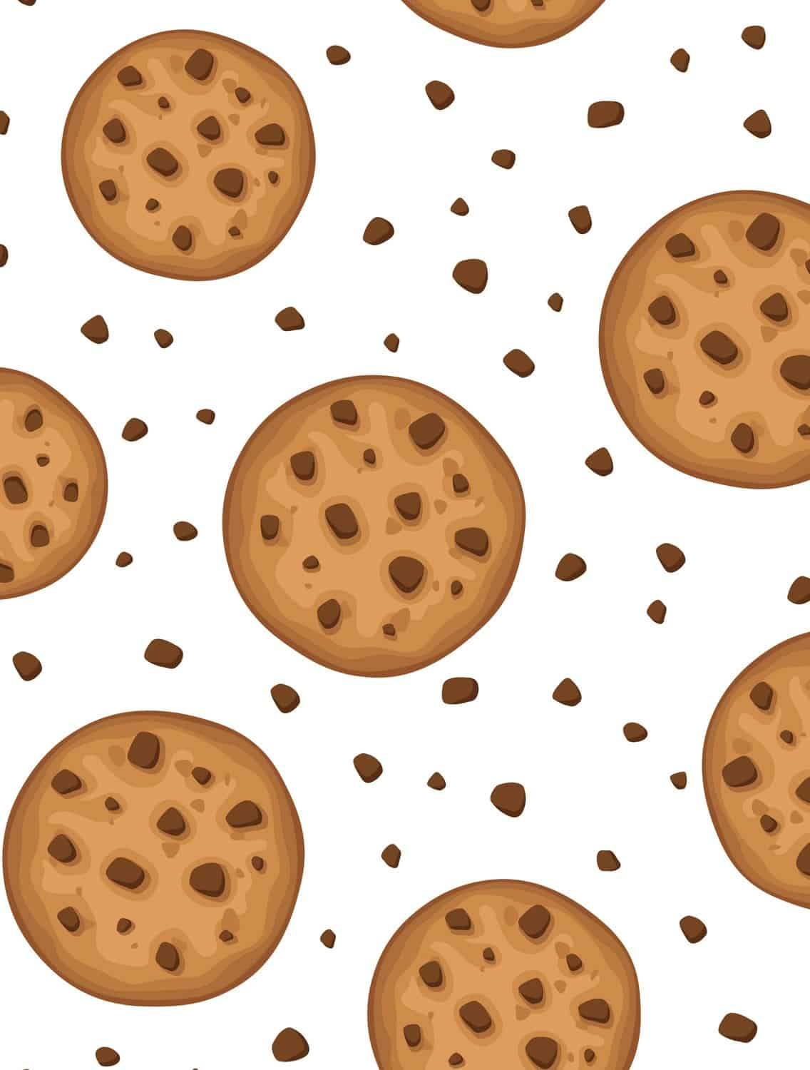 Chocolate Chip Cookie Party Decorations