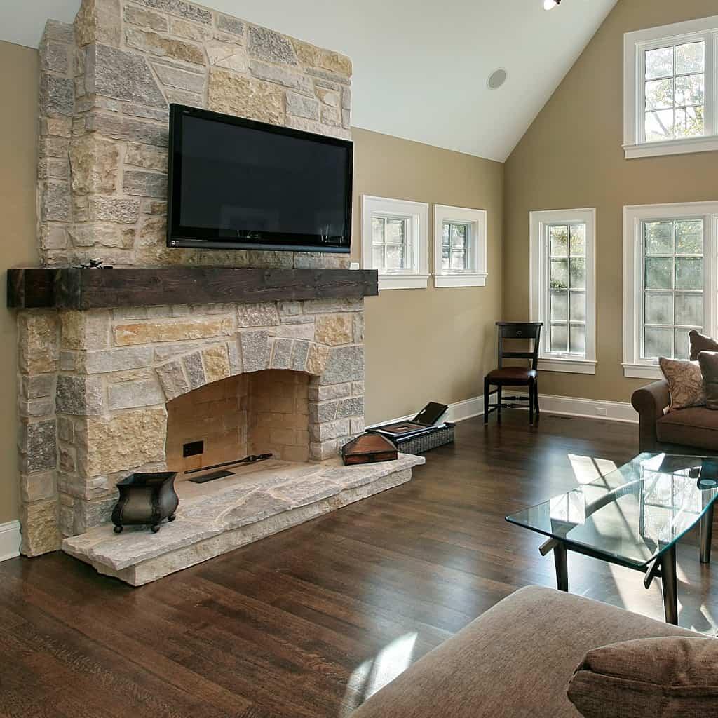 8 Budget Friendly Fireplace Remodel Ideas Nerdy Mamma