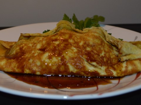 Curry Risotto Omurice