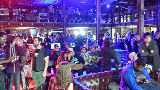 Tournament in full swing during WNF at eSports Arena