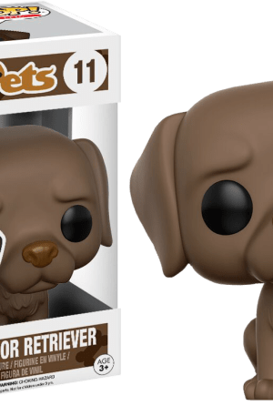 Chocolate Labrador Retriever – Pets #11 Pop! Vinyl