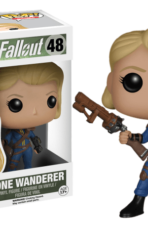 Lone Wanderer Female – Fallout #48 Pop Vinyl