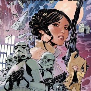 Star Wars: Princess Leia #4 First Print NM Bagged & Boarded