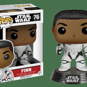 Finn (Stormtrooper) – Star Wars Force Awakens #76 Exclusive Pop! Vinyl