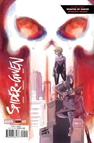 Spider-Gwen (2016) #09 First Print Bagged & Boarded NM