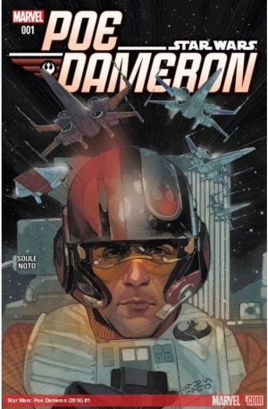 Star Wars: Poe Dameron #1 First Print NM Bagged & Boarded