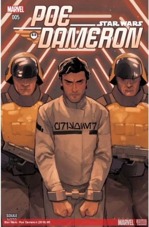Star Wars: Poe Dameron #5 First Print NM Bagged & Boarded