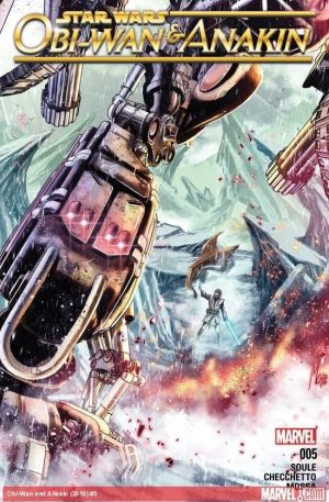 Star Wars: Obi-Wan & Anakin #5 First Print NM Bagged & Boarded
