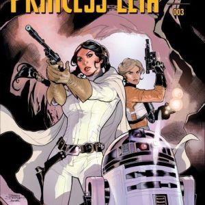 Star Wars: Princess Leia #3 First Print NM Bagged & Boarded