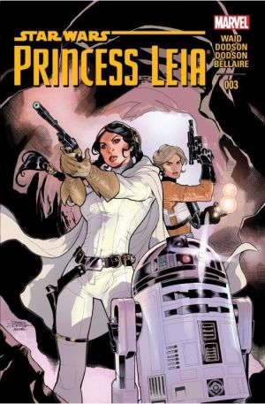 Star Wars: Princess Leia #3 First Print NM Bagged & Boarded