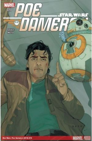 Star Wars: Poe Dameron #10 First Print NM Bagged & Boarded