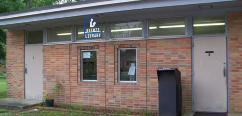 Rienzi Library bannere