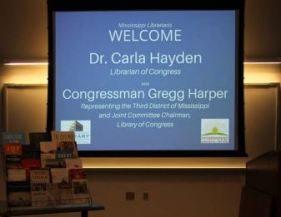 Dr Carla Hayden, Librarian of Congress