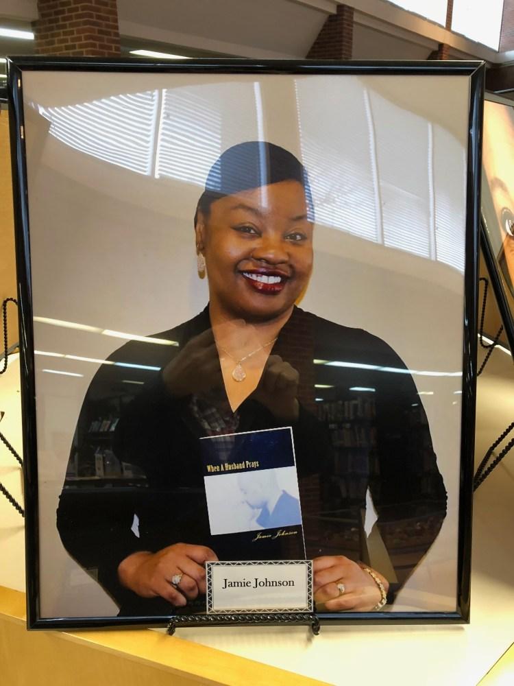 Black History Month Jamie Johnson