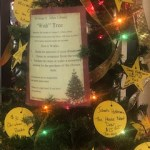 """The George E. Allen Library """"Wish"""" Tree 🎄 Booneville"""