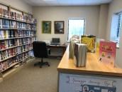 Marietta Library's Public Access Computer - March, 2019
