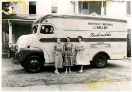 The Northeast Regional Library Bookmobile