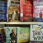 Rienzi Library Books Sept 2017