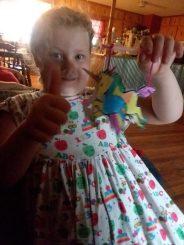 Maeley Patrick's Unicorn is perfect!